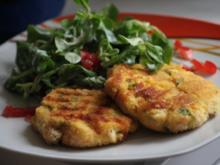 Feta-Kartoffel-Puffer - Rezept