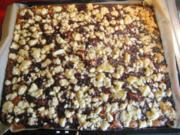 Pflaumenkuchen mit Streuseln - Rezept