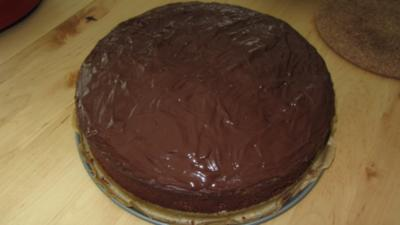 Saftiger Schokoladenkuchen - Rezept