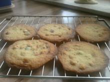 Riesen-Cookies alla Franzi und Chris - Rezept
