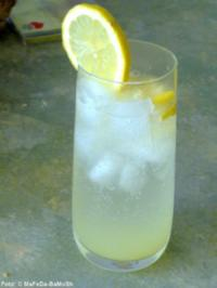Zitronen-Limonade - Rezept