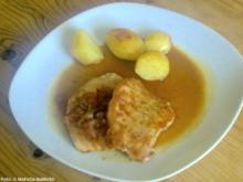 Schweinelendchen in Honig-Thymian-Sauce - Rezept