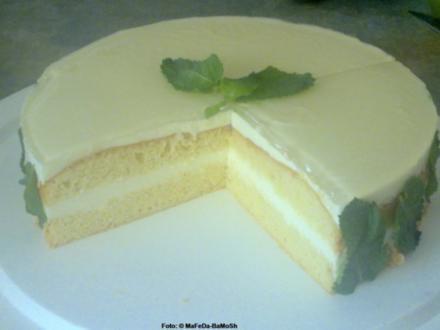 HUGO  -  Torte - Rezept