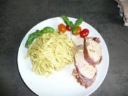 Pasta in Zitronensauce - Rezept