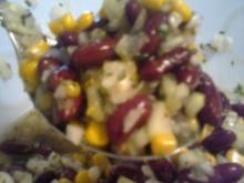 Kidney Bohnen Salat - Rezept