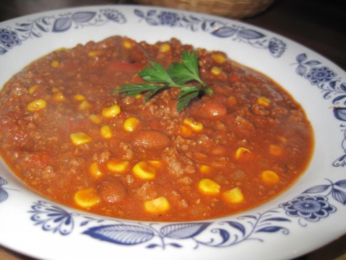 Chili Con Carne Mit Mais Rezepte Kochbarde