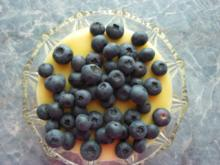 Süßer Heidelbeer-Nachtisch - Rezept