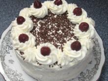 """"""" Mini """" Schwarzwälder Torte - Rezept"""