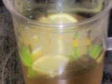 Pfefferminz-Tee (aus frischer Minze) - Rezept