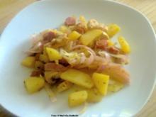 Kartoffel-Chorizo-Pfanne - Rezept