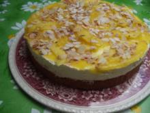 Mango-Mascarpone-Torte - Rezept
