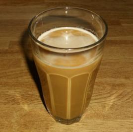 kalter Kaffee - Rezept