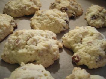 Plätzchen: Low-Fat-Kekse - Rezept