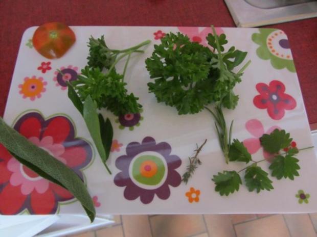Gegrillte Mini – Zucchini mit Krebsfleisch - Rezept - Bild Nr. 7
