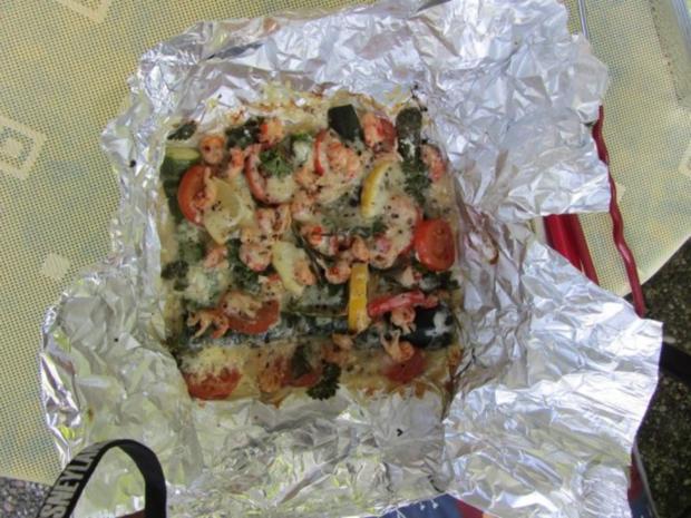 Gegrillte Mini – Zucchini mit Krebsfleisch - Rezept - Bild Nr. 16