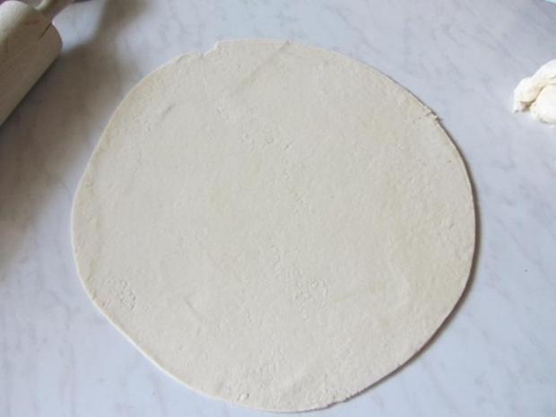Hefe Kuchen mit Pflaumen - Rezept - Bild Nr. 9