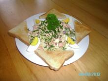 Sommerlicher Wurstsalat - Rezept