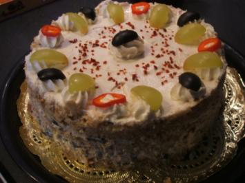 Pikantes Backen: Frischkäse-Törtchen mit Überraschungseffekt - Rezept