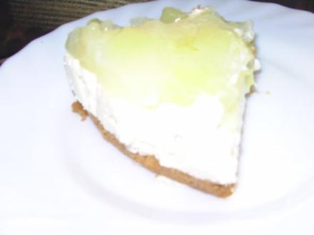 Cheese-Cake...die Variation meines Sohnes - Rezept