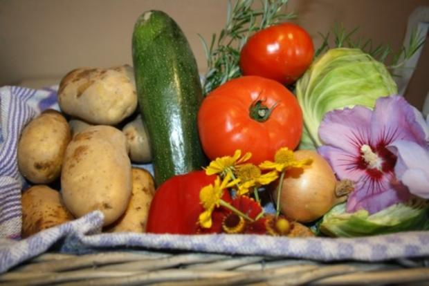 Geräucherte Dorade auf dem Gemüsebett - Rezept - Bild Nr. 4
