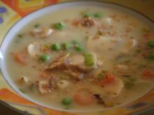 Kartoffelsuppe mit Kokosmilch - Rezept