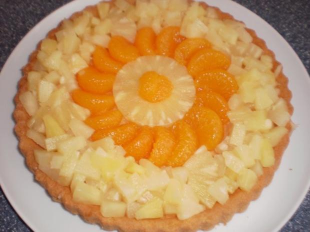 Obstkuchen - für Eilige! - Rezept - Bild Nr. 3