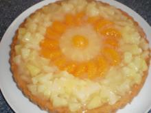Obstkuchen - für Eilige! - Rezept