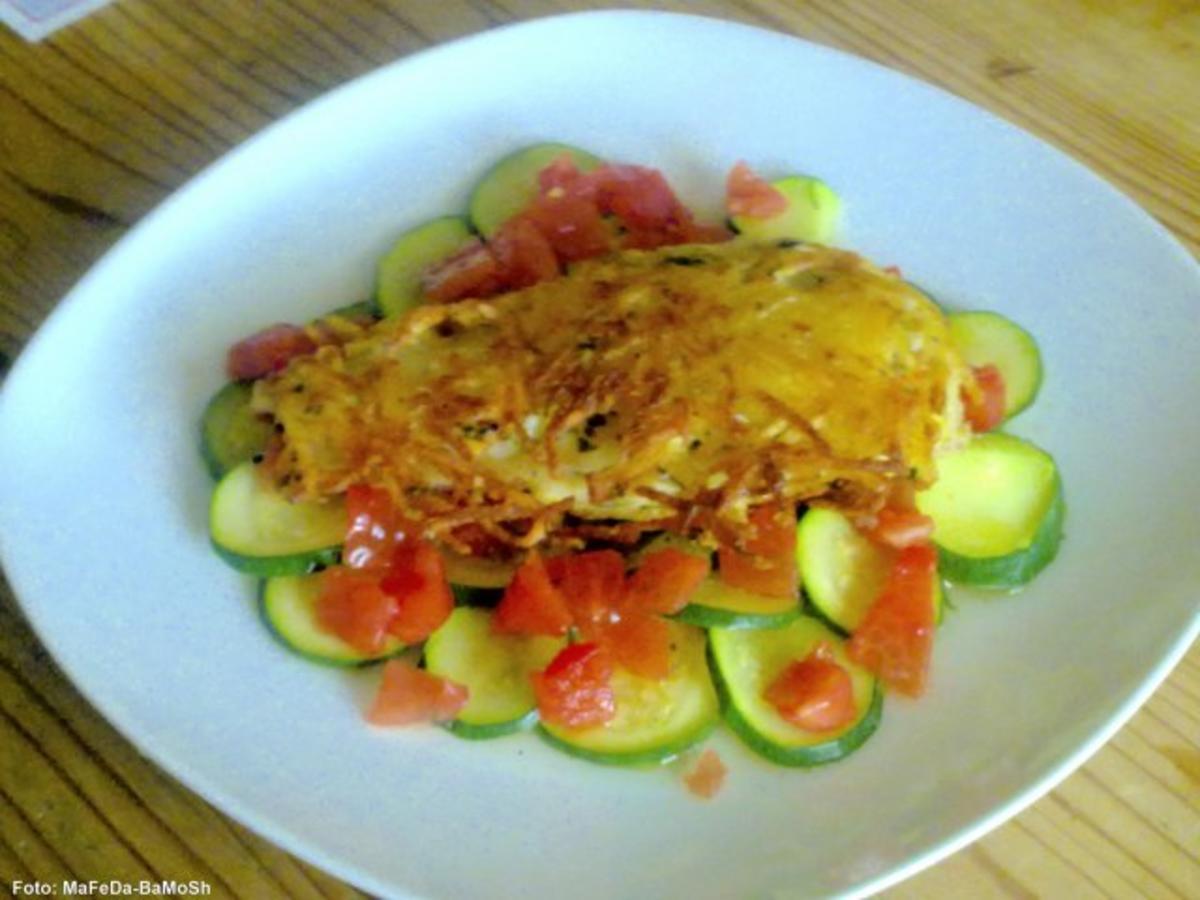 Seelachs in Kartoffelhülle - Rezept Durch tigerlilly63