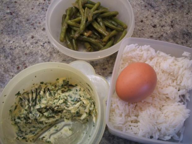 Reis: Reispfanne - die Reste vom Wochenende werden verwertet - Rezept - Bild Nr. 2