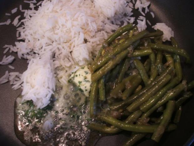 Reis: Reispfanne - die Reste vom Wochenende werden verwertet - Rezept - Bild Nr. 3