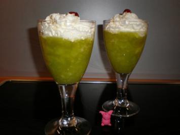 Galia-Dessert - Rezept