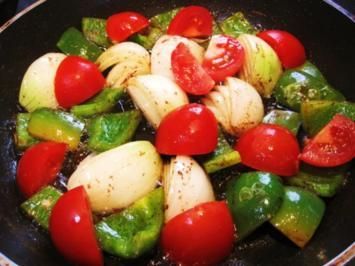 Buntes Gemüse ... - Rezept