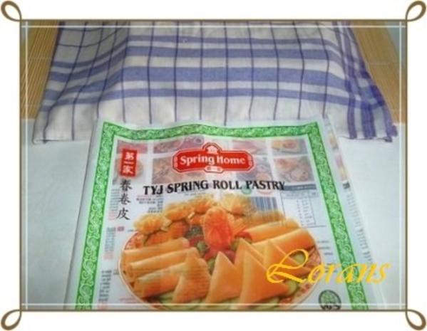 Chinesische Frühlingsrollen mit Hackfleisch - Rezept - Bild Nr. 13