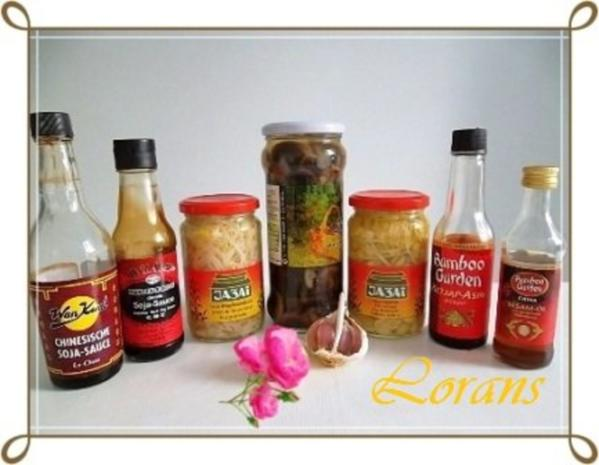 Chinesische Frühlingsrollen mit Hackfleisch - Rezept - Bild Nr. 5