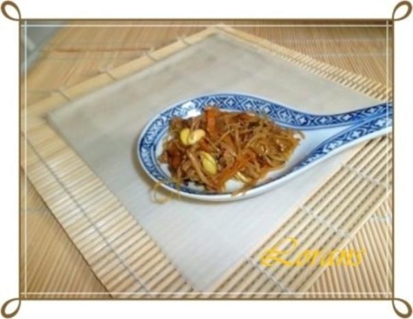 Chinesische Frühlingsrollen mit Hackfleisch - Rezept - Bild Nr. 14