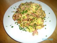 Pikante Eierspeise - Rezept