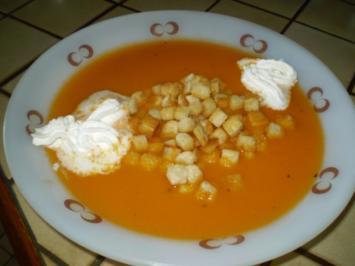 Rezept: Tomatensuppe