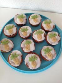 Pina Colada - Muffins - Rezept