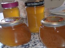 Apfel-Ingwer-Gelee - Rezept