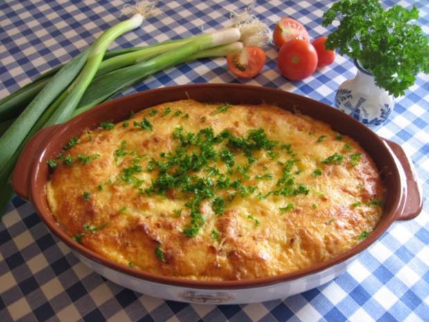 Überbackene Tomaten - Rezept