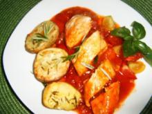 Tomatenhähnchen - Rezept