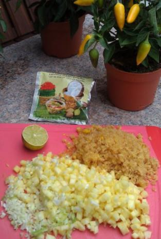 Ananas-Chutney - Rezept - Bild Nr. 4
