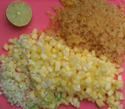 Ananas-Chutney - Rezept - Bild Nr. 3