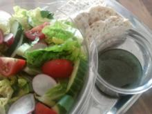 Trappers Kräuterdressing für frischen Salat - Rezept