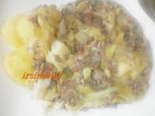 Spitzkohl mit Rinderhack - Rezept