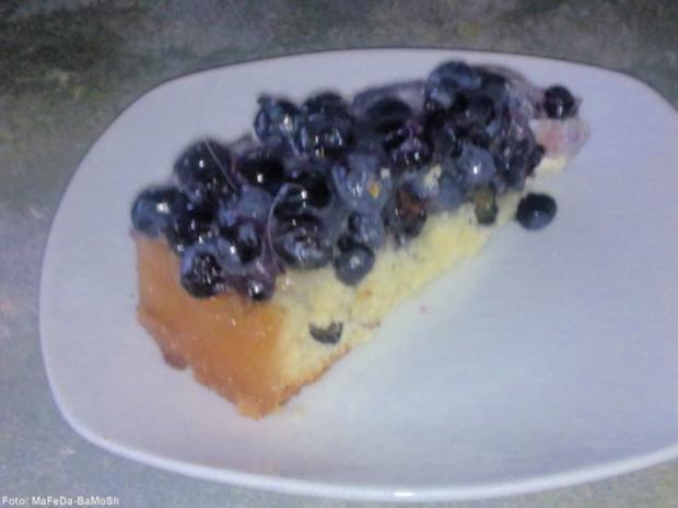 Heidelbeer-Kuchen - Rezept - Bild Nr. 2