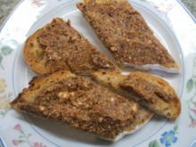 Frischkäse: mit Trockenfrüchten - Rezept