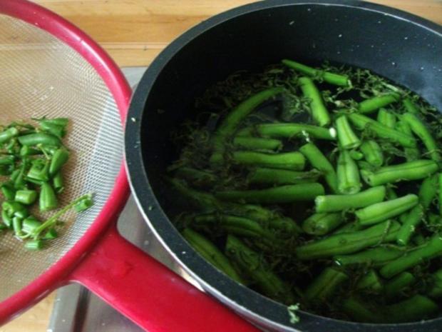 Gemüsereis mit Geschnetzeltem vom Minutensteak - Rezept - Bild Nr. 8