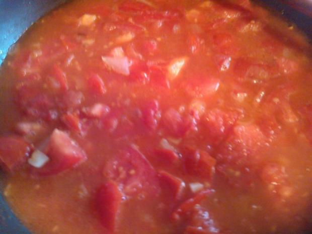 Tomatensuppe de la Casa mit frischen Croûtons - Rezept - Bild Nr. 3