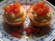Grapefruit - Cheese - Eis - Rezept